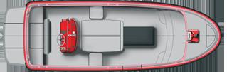 Jetfire 28 hulpvaartuig