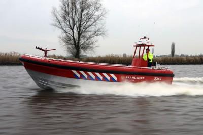 JetFire 24 brandweerboot